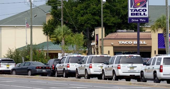 Gunman kills Florida deputy outside lawyer's office