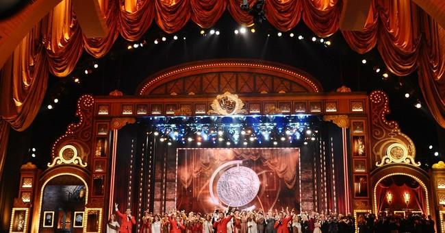 Might the Tony Awards show be homeless again?