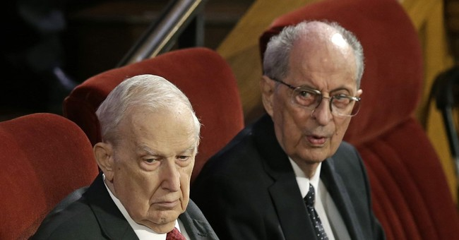 Top-ranking Mormon leader dies at 86; was in governing body