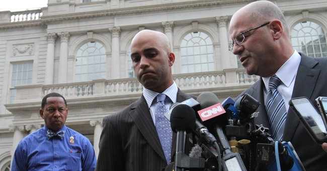 James Blake meets with New York's mayor, police commissioner