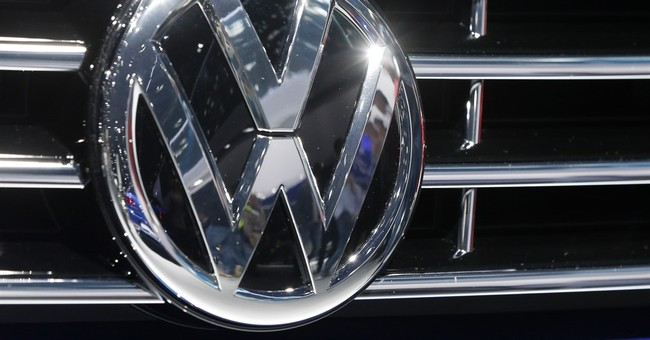 The Latest: German vice chancellor urges fast VW probe