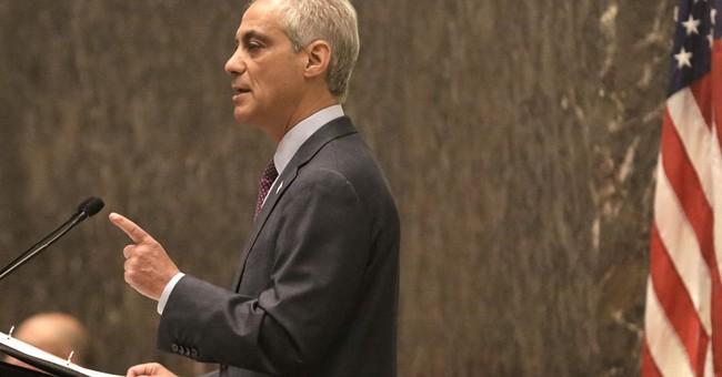 Chicago mayor's budget includes massive property hike