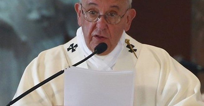 Pope Francis' US arrival coincides with Yom Kippur