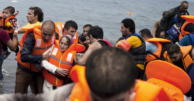 Arithmetic of Despair: Numbers from Europe's migrant crisis