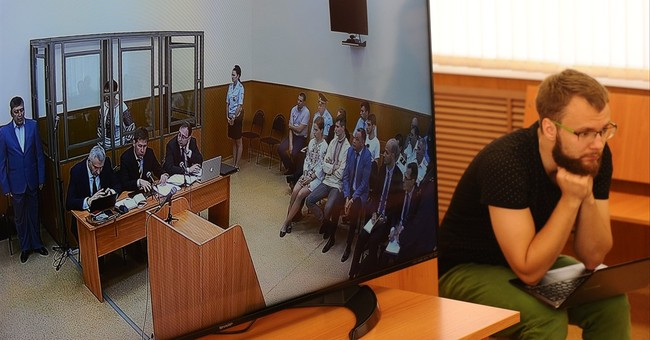 High-profile trial of Ukrainian officer begins in Russia