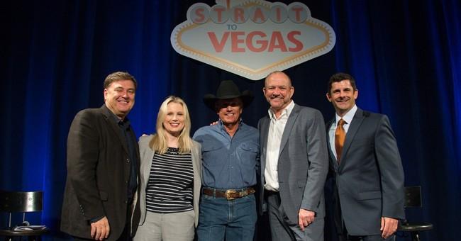 Strait releases new album, will play Las Vegas in 2016