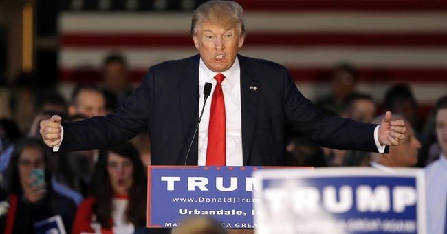 Trump tries to squash negative ads