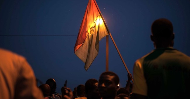 Burkina Faso coup leader expected to hand power back
