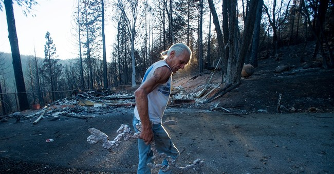 Q&A: Things to know about wildfires in California