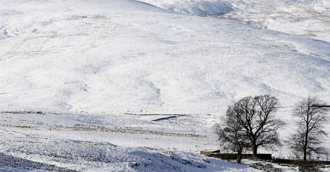 Snow kidding: Scots have 421 words for the white stuff