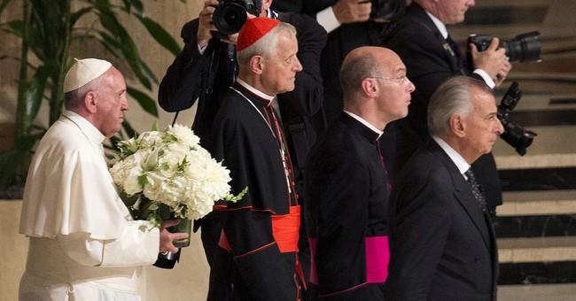 The Latest: US, Vatican delegations discuss Cuba embargo