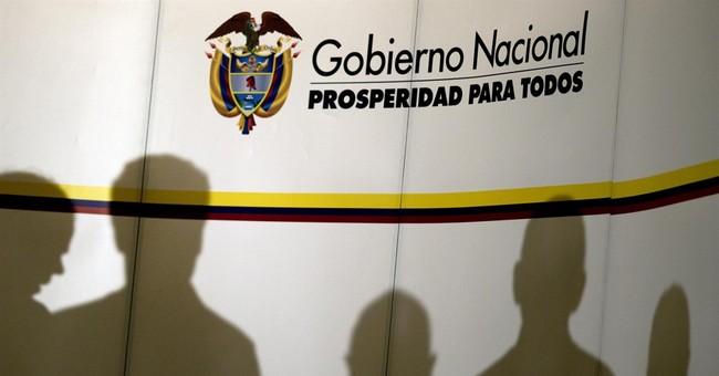 Colombia's president, rebels announce breakthrough in talks