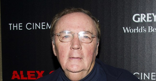 James Patterson to receive honorary National Book Award