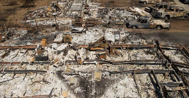 Hundreds of millions in damage estimated in California fire