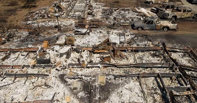 President Obama declares major disaster in California fire