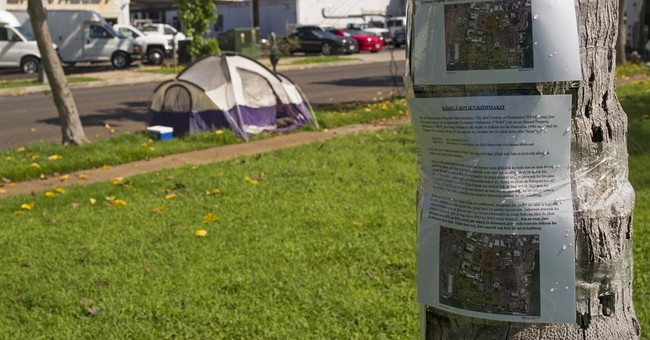 Judge denies ACLU motion for city to stop homeless sweeps