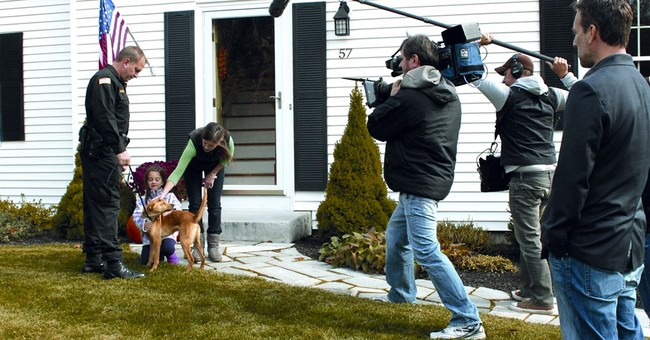 Shelter dogs in new PBS series help Massachusetts county