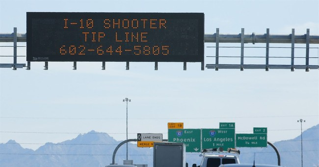 Suspect in 4 of 11 Phoenix freeway shootings charged