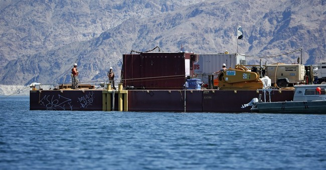 'Third Straw' uncapped to provide Lake Mead water to Vegas