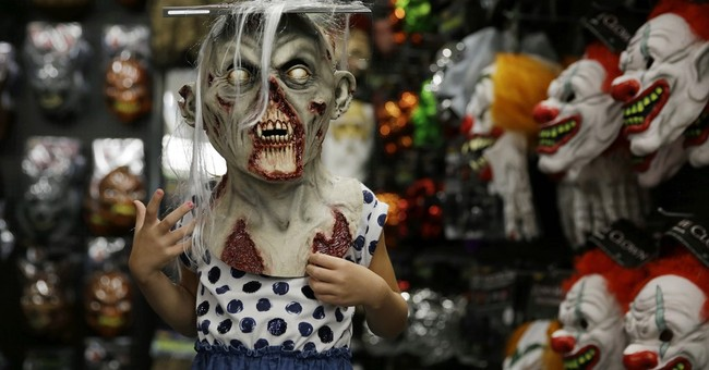 What's hot for Halloween? Turtles, Walking Dead, superheroes