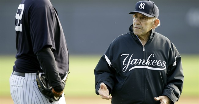 Some of the more widely quoted philosophy of Yogi Berra