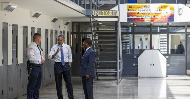 Documentary featuring Obama prison visit debuts in Oklahoma