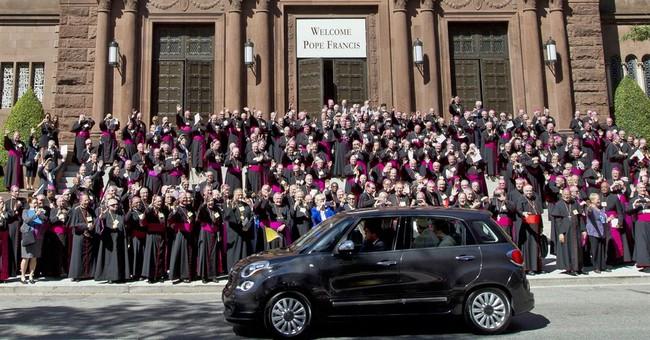 Pope Francis warns US bishops against 'divisive' language