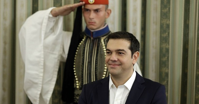 New Greek government sworn in, pledges to focus on reforms