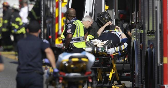 Tour vehicle, charter bus collide on Seattle bridge; 4 dead