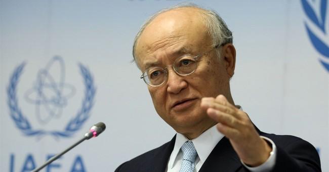 Interview: UN nuke chief pushback against Iran probe critics