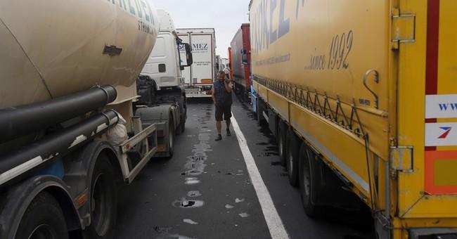 Border tensions rise between Croatia and Serbia
