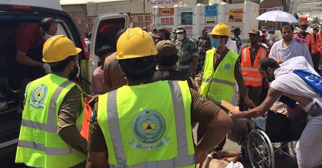 The Latest: Death toll in Saudi hajj tragedy reaches 719