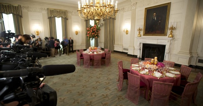 Lobster on menu again for Obama's 2nd China state dinner