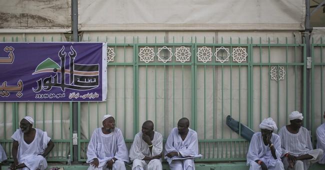 Over 700 killed in crush of hajj pilgrims in Saudi Arabia