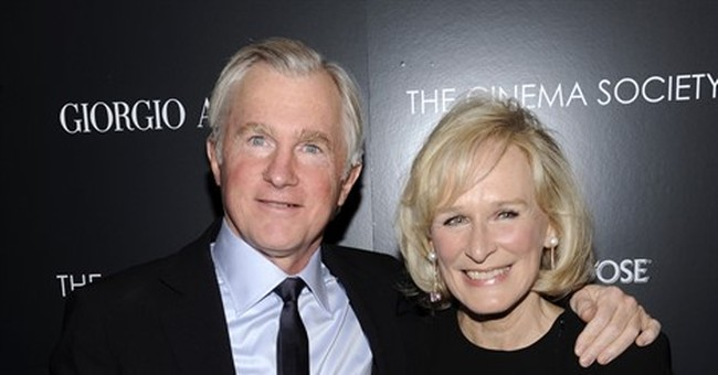 Glenn Close, husband divorce after 9 years of marriage