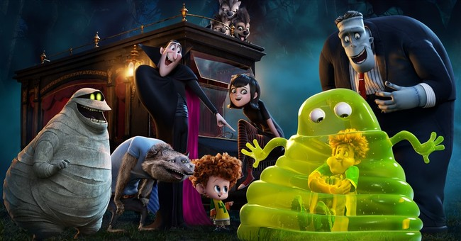 STORY REMOVED: BC-US--Film Review-Hotel Transylvania 2