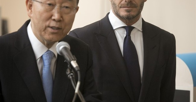 David Beckham impressed by pope: 'Truly amazing'