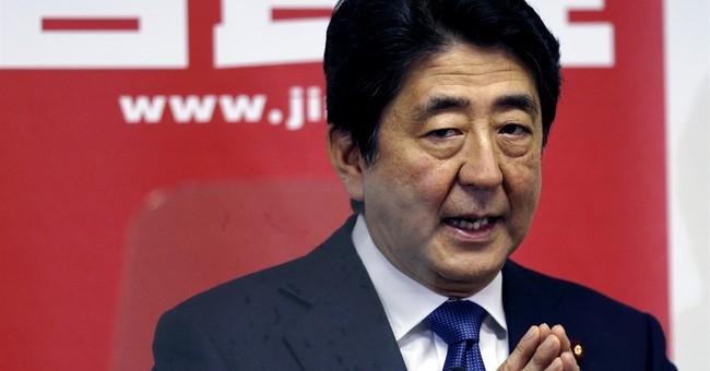 Japan's Abe airs Abenomics 2.0 plan for $5 trillion economy