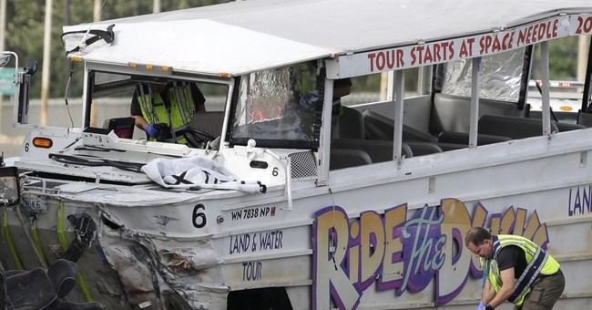 Critics say duck boats are too dangerous for city streets