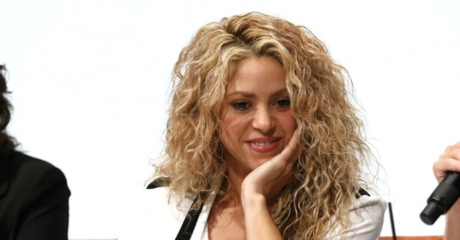 Singer and mom Shakira promotes early childhood development