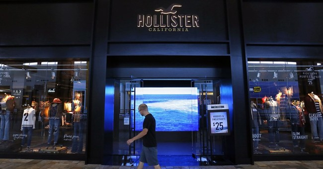 Clothing chain Hollister to remove steps from entrances