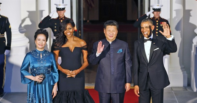 Michelle Obama chooses Vera Wang gown for China State Dinner
