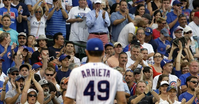 Cubs close in on playoffs and fans loving every moment