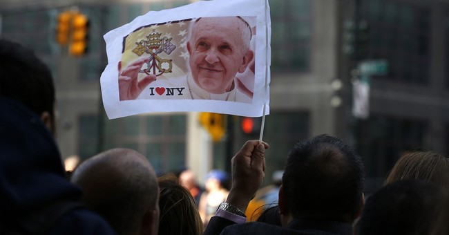 AP PHOTOS: Pope Francis visits New York City