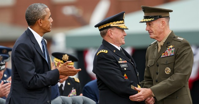 New Joint Chiefs chairman facing war, service challenges