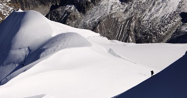 Skiing, climbing, global warming: French Alps show dilemma