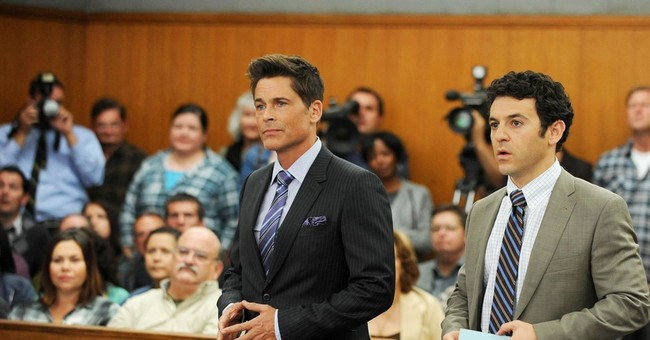 Rob Lowe, Fred Savage court laughter as brotherly lawyers