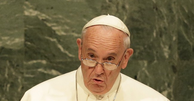 Pope Francis to release album called 'Wake Up!' on Nov. 27