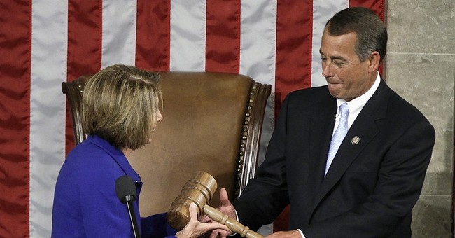 Big moments in Boehner's nearly 5 years as House speaker