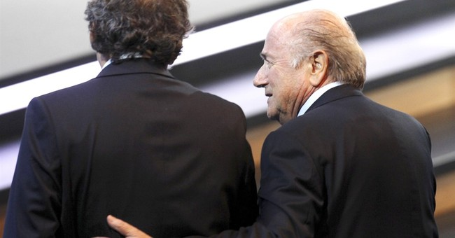Swiss police open criminal case against FIFA head Blatter